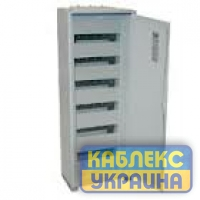 Щит Univers IP44/II 950x300x161mm 72мод.(1x72) Hager
